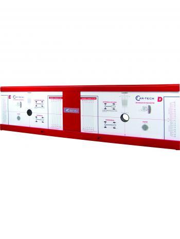 Alinhador de direção a laser CT-110 CAR-TECH
