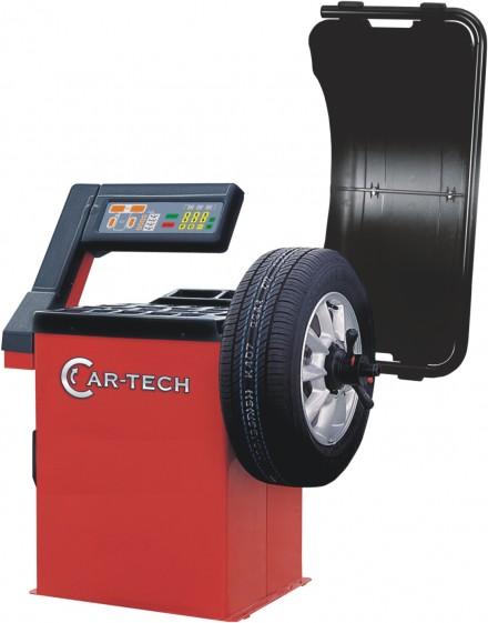 Balanceadora de rodas CAR-TECH CT-430