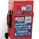 CARREGADOR DE BATERIA CB – 100