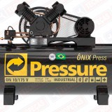 COMPRESSOR DE AR ECONOMIC ATG2 10/175 PRESSURE