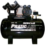 COMPRESSOR DE AR PRATIC AIR CSV 10/100 SCHULZ