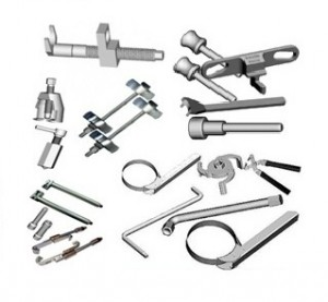 Automóveis ferramentas
