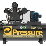 COMPRESSOR DE AR ONIX PRESS 40/425 PRESSURE