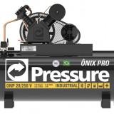 COMPRESSOR DE AR ONIX PRO 20/250 PRESSURE