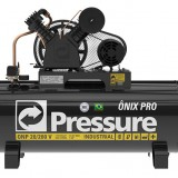 COMPRESSOR DE AR ONIX PRESS 20/200 PRESSURE
