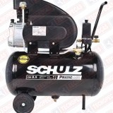 Compressor de Ar Pratic Air 8,5 PCM 25L 2 CV – Schulz