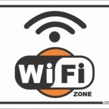 Wi Fi 15x20cm