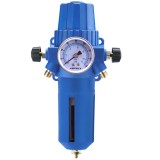 Filtro Regulador de Ar Centurium DDA 1/2 Pol. com Protetor