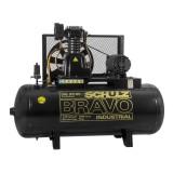 Compressor de Pistão Bravo CSL 20BR/200 – 220/380v