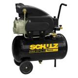 Compressor de pistão Pratic Air CSI 8,5/25 – 127v