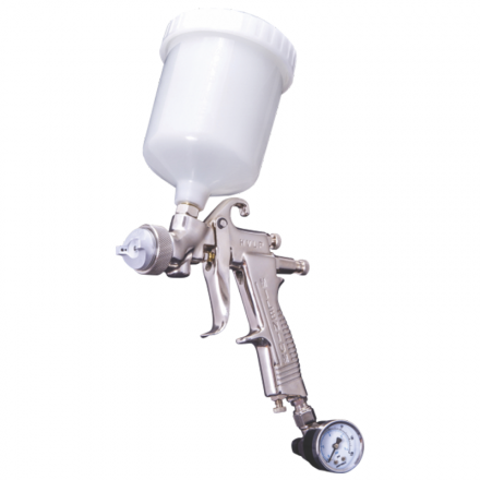 PISTOLA Milenium HVLP com Regulador (1,3mm)