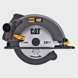 Serra circular CAT DX59U 185mm 1400w 127v
