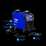 MIGFLEX250 – MULTI PROCESSO 220A 220V BOXER