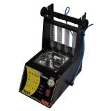 Máquina de Limpeza e Teste de Injetores c/ Cuba de 1L Embutida